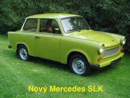 Zelený trabant