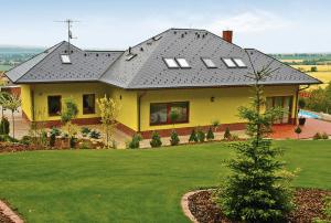Dům žlutý